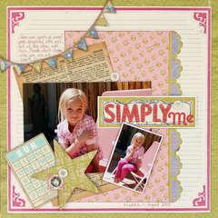 Simply Me *Paper Poppy*
