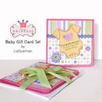 Baby Card Set *Little Yellow Bicycle*