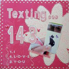 Texting - 143