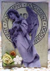 Mystery ATC Swap Round 2 ~ Guardian Angel ATC