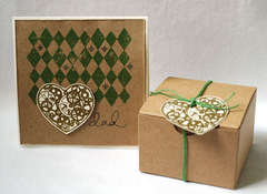 Fathers Day Card and Gift Box Set