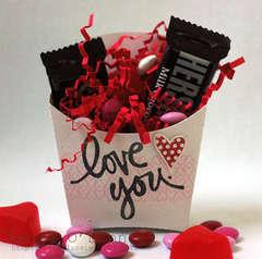 Valentine Fry Box
