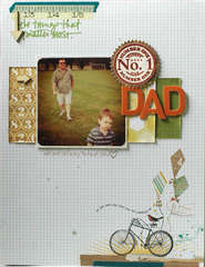 No. 1 Dad