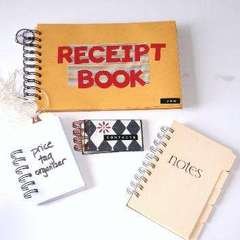Receipt Book and Other Handy Books