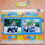 ATV - First Ride