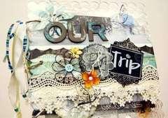Our Trip (Scallop Acrylic Album)