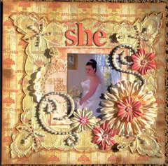 She found love *Graphic 45