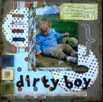 dirty boy