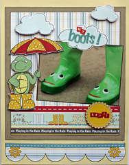 my boots {Nikki Sivils