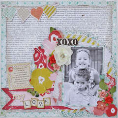 My Love ~My Creative Scrapbook~