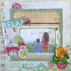 Relax ~My Creative Scrapbook~