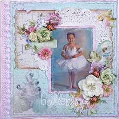 Ballerina ~My Creative Scrapbook~
