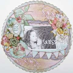 Wishful ~My Creative Scrapbook~