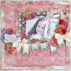 Listen To Your Heart ~My Creative Scrapbook~