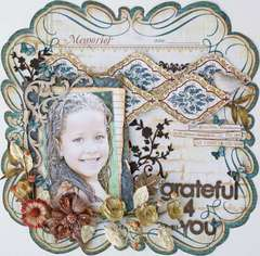 Grateful 4 You ~My Creative Sketches~