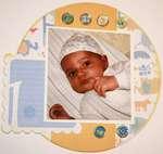 Baby Milestones Mini Album *YLB*