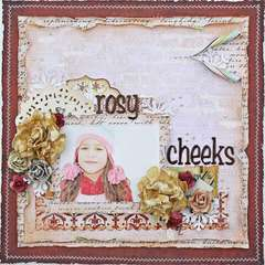 Rosy Cheeks *My Creative Scrapbook*