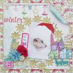 Winter Joy *My Creative Scrapbook*