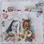 Lovely. Beautiful. Darling *My Creative Scrapbook*