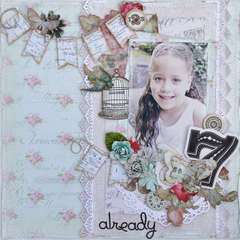 7 Already *My Creative Scrapbook*