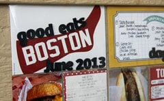 Project Life: Good Eats Boston