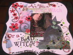 are you a good witch or a bad witch,or a confused chick stuck in oz?