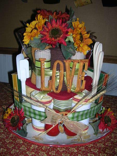 cake Bridal shower diaper