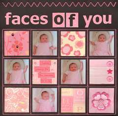 Faces of You