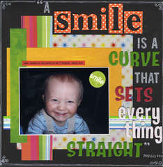 A Smile is ...