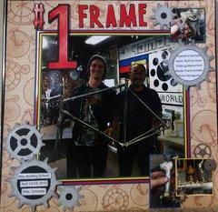 #1 Frame