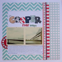 The Cooper River Bridges