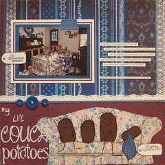 My Li'l Couch Potatoes