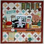 Beautiful Fall Days  *Simple Stories/Want2Scrap