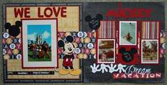 We Love Mickey **Reminisce