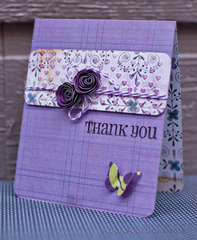 Thank You Card **Quick Quotes**