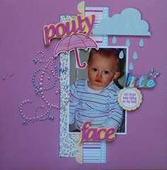 Pouty Little Face- Mackenzie