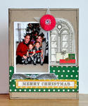Merry Christmas card ~Webster's Pages~
