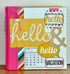Hello Vacation ~New Sn@p - Simple Stories~
