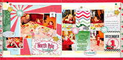 North Pole Breakfast ~Webster's Pages~