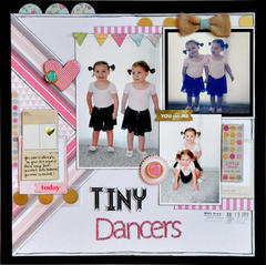 Tiny Dancers ~American Crafts~
