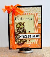 Trick or Treat card ~Elle's Studio~