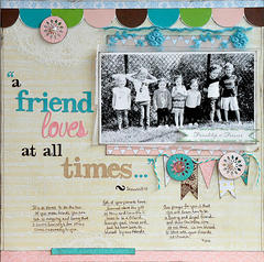 A Friend Loves...~Webster's Pages~