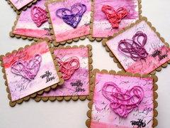 Aquarelle Valentines - Faber-Castell Guest Designer