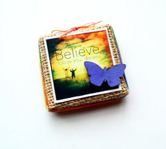 Believe Min Canvas