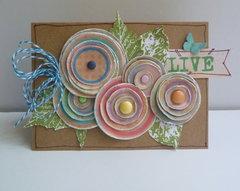 Live Card - Susan K. Weckesser