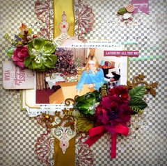 Laughing All The Way - C'est Magnifique December Kit