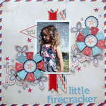 Little Firecracker - Your Memories Here