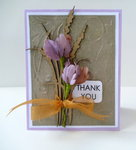 Thank You Card - CSW Distributors