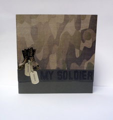 My Soldier - Paper House Productions