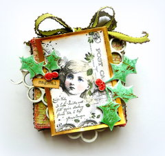 Magical Christmas Canvas - Susan K. Weckesser + Tando Creative
